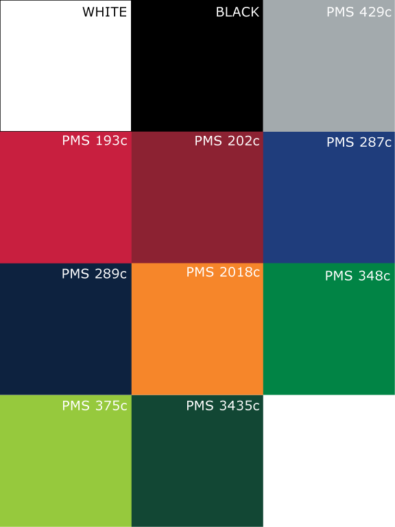 Fabric Colors